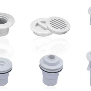 Vacuum and Outlet fittings